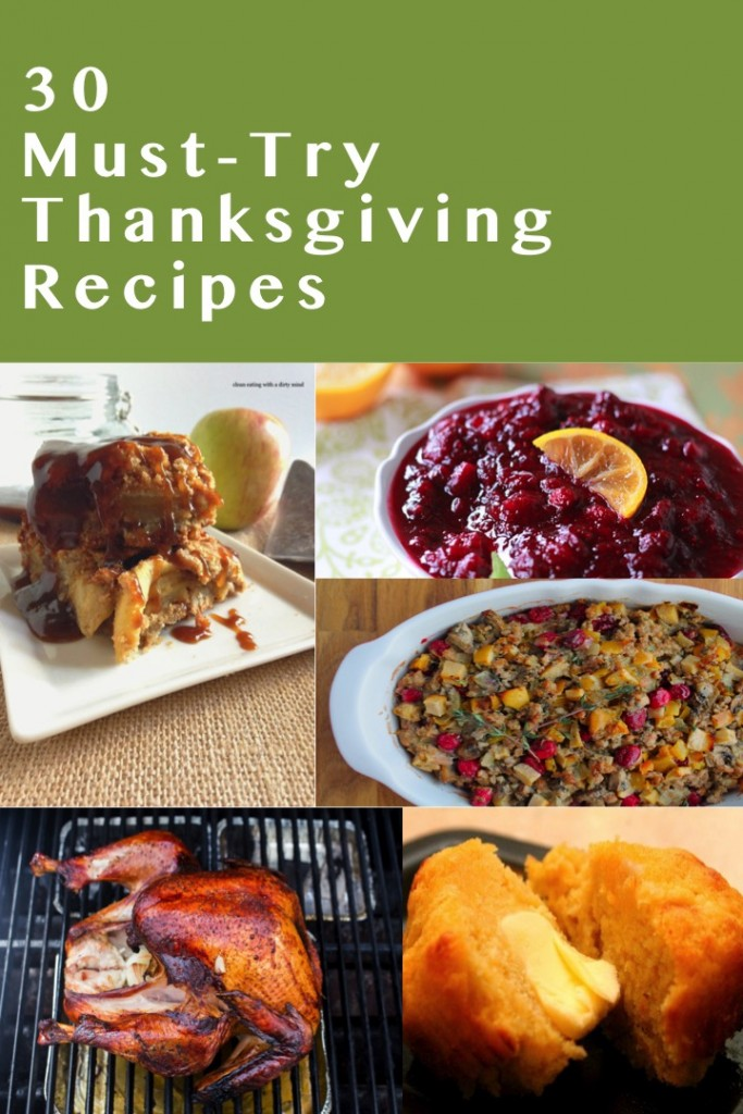 Paleo Thanksgiving Recipes